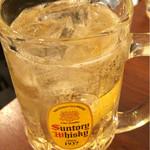 日本酒バル JINSUKE - ハイボール。