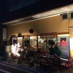 日本酒バル JINSUKE - 柳馬場綾小路西側。