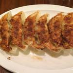 ラーメン横綱 桂麺房 - 餃子