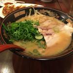 ラーメン横綱 桂麺房 - ラーメン。