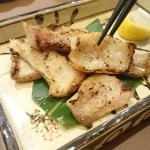 居酒屋 もともと - 豚トロ炙り焼き
