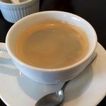 薫キッチン - クセのないコーヒで、ブラックが合う