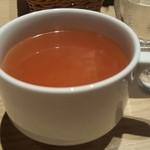44193135 - セットの味噌汁