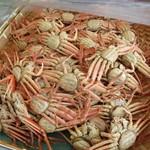 ハーツ - 茹でたてのせいこ蟹