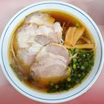 香龍 - 料理写真:焼豚麺