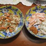 ハーツ - せいこ蟹丼2人分材料 2杯使用