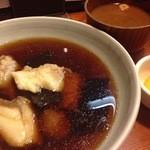 竹亭 - コブ鯛の煮付け