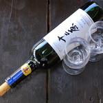 ぶどうの丘 バーベキューガーデン - ドリンク写真:こちらのワインを1本おねがいしてみました