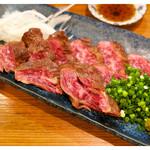 44199980 - 「牛サガリのタタキ」(2014.09)
