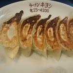 ラーメンキヨシ - 餃子350円