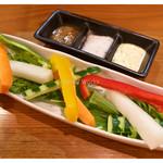 44200027 - 「野菜スティック」(2014.09)