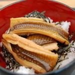 牡蠣ののぶりん - 料理写真:あなご丼