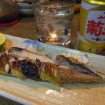 赤兎馬 - 焼き秋刀魚
