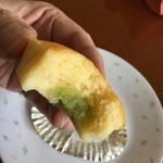 菓心モリヤ - ずんだまつり:マドレーヌとずんだの両方の味が楽しめます。