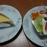 お菓子の家 アンドール - 料理写真:
