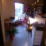 chiffoncafe Favori  - 内観