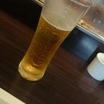 千里菫 - 初めのビール