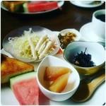 Cafe おひげ - 料理写真:モーニング