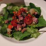 44205246 - 鴨肉と野菜のマセドワーヌサラダわさびの香り