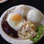 フラカフェ - 料理写真:ロコモコ