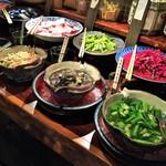 44206084 - 漬物・惣菜コーナー