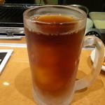 焼肉やっちゃん 分店 - ☆ウーロン茶で乾杯です☆