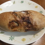 けやき庵 - クルミとイチジクのパン