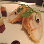 AKI NAGAO - 【2015年11月07日】ランチ(蟹をつかった料理)