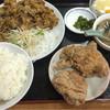 王府 - 料理写真:ゴマ焼き定食 980円