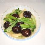 東光飯店 - 炒青菜(青菜炒め)