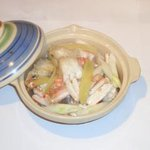 東光飯店 - 薑葱青蟹(渡り蟹と生姜と長葱炒め)
