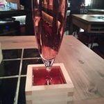 44210241 - じゃぶ飲みスパークリングのロゼ。¥500。