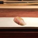 田久鮓 - 鯛です。