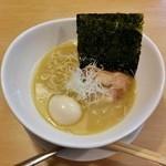 44211643 - 鳥白湯らぁ麺(550円)