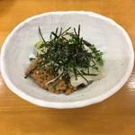 和来 - イカ納豆