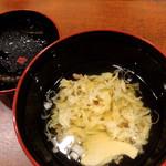 44212024 - 桜海老の卵とじ仕立て