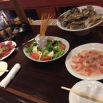 Dining Bar BIBOBIBI - コース料理、前菜等
