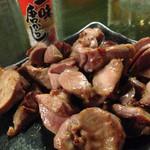 鶏料理・水炊きのお店 シリウス - 砂肝