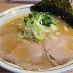 麺や マルショウ 江坂店 - 塩中華そば700円