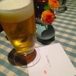 44214189 - 幸せの昼ビール