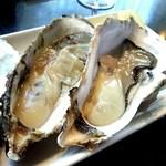 ワインビストロ Dai たまプラーザ - ひさびさ生牡蠣