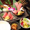 牛粋 - 料理写真:ランチメニュー 牛粋定食