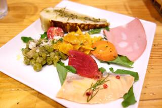 カサレッチョ - 前菜!(・ω・)
