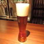 クラフト ビール カフェ プロースト - こぶし花メルツェン ハーフ