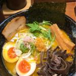 感麺道 - 特製カニ味噌ラーメン⭐️