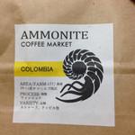 アンモナイト - コロンビア100g¥550