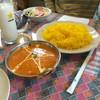インドレストラン&バー・クリスナパレス - 料理写真:ダルカリーランチ800円