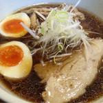 アイバンラーメン - 醤油半熟卵ラーメン(950円)