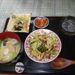 チャイナクック酔仙楼 - レディースセット1030円