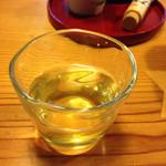 曄 - 冷たい蕎麦茶が香ばしい
